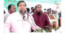 গাজীপুরে জিয়াশ কান উচ্চ বিদ্যালয়ে নতুন ভবনের ভিত্তিপ্রস্তর স্থাপন