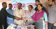 ঝিনাইদহে রাবেয়া হাসপাতালের তত্বাবধানে বৃদ্ধাশ্রমে মেডিকেল ক্যাম্প