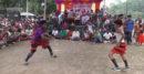 ঝিনাইদহে গ্রামবাংলার ঐতিহ্যবাহী লাঠিখেলা অনুষ্ঠিত