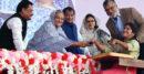 প্রতিবন্ধী  ব্যক্তিদের সম্পর্কে 'নেতিবাচক মানসিকতা ' পরিহার করার আহ্বান -প্রধানমন্ত্রী