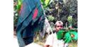 পতাকা বিক্রেতা মোবারক পথে পথে শোনান মুক্তিযুদ্ধের গল্প