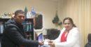 ওয়েজ আর্নার্স কল্যাণ বোর্ডের কার্ড প্রদান করলেন ড.ফারহানা নূর চৌধুরী
