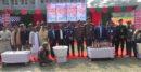 ঝিনাইদহ ও চুয়াডাঙ্গায় বিপুল পরিমান মাদকদ্রব্য ধ্বংস
