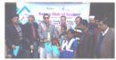 গাজীপুরে শিক্ষার্থীদের মাঝে নানা সামগ্রী বিতরণ
