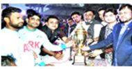 টঙ্গীতে মুজিববর্ষ মিনিবার ফুটবল গোল্ডকাপ ফাইনাল অনুষ্ঠিত