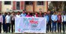 গাজীপুরে ইন্টারন্যাশনাল ম্যাজিক'ডের শোভাযাত্রা