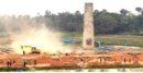 শ্রীপুরে চার অবৈধ ইটভাটায় অভিযান, ২০ লাখ টাকা জরিমানা