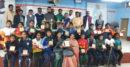 ঝিনাইদহ ফজর আলী গার্লস স্কুল এন্ড কলেজ ক্রীকেটে চ্যাম্পিয়ন হওয়ায় সংবর্ধনা প্রদান