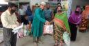 ঝিনাইদহে সৃজনী বাংলাদেশের খাদ্য সামগ্রী বিতরণ
