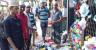 ঝিনাইদহে শেষ মূহুর্তে নজর টুপি আর আতরে