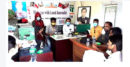 গাজীপুরে বাল্য বিয়ে রোধে সাংবাদিকদের সাথে পিএসটিসির মতবিনিময়