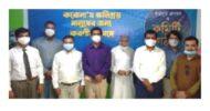 গাজীপুরে আমার বাংলাদেশ পাটির্র জেলা ও মহানগরের কমিটি গঠন